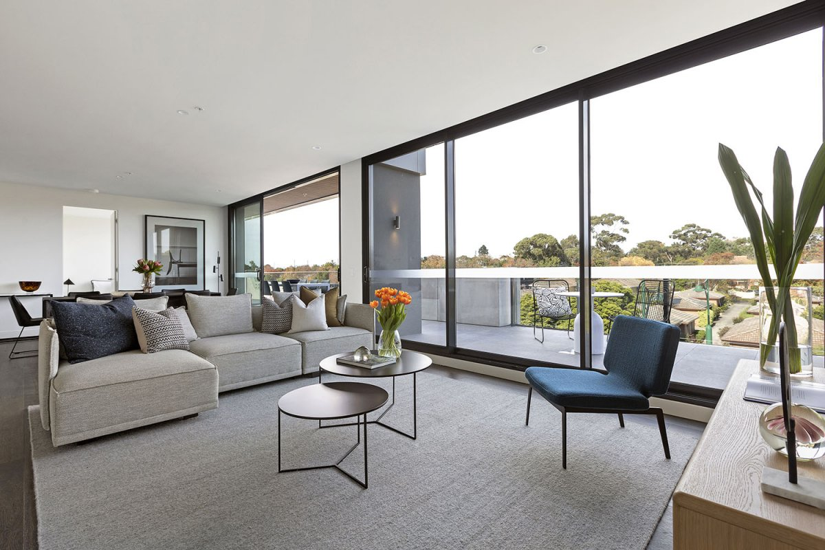 Enjoy plentiful living with a refined sophisticated finish